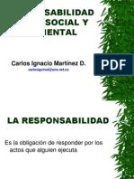 Responsabilidad Etica, Social y Ambiental