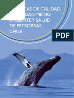 Políticas de Calidad y SMS Petrobras Chile FINAL