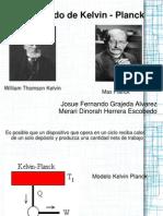 Enunciado de Kelvin Planck