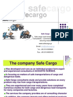 Safe Cargo Products_English