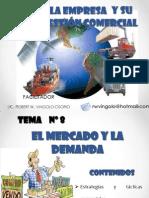 Tema 8 - Estrategias de Mercado