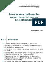 ENCICLOMEDIA Estrategia_formacion_2005 VERS. 1.2