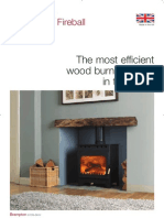 Burley Wood Burning Stove