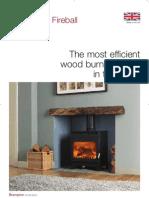Burley Wood Burning Stove