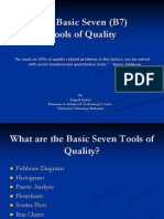 9 Basic Seven Tools of Quality