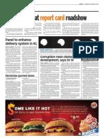 TheSun 2009-01-28 Page04 Pakatan Rakyat Report Card Roadshow
