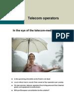Arthur D Little Exane Report 2008 in the Eye of Telecom-media Storm