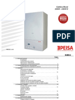 Caldera Peisa Manual 23 Ds f