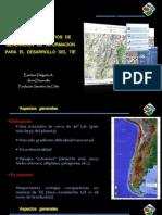 Diagnosis y Desafíos de generación de información para el desarrollo del TIE.