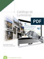 Catalogo Luminarias