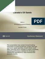 Imo Oil Sands Presentatio 103100022