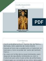 Unidad 4 Carlomagno - Abraham García Sierra