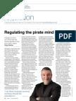 regulating the pirate mind
