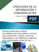 Presentacion de Las Tic