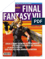 Guía Final Fantasy VII Planet Station