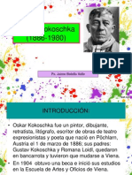Oskar Kokoschka. Ps. Jaime Botello Valle.