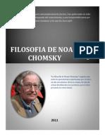 Filosofia de Noam Chomsky