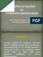 cLASE patologia faringea aguda y crónica