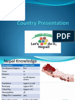 Nepal, Country presentation