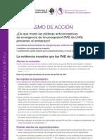 Mecanismo de Accion de la Anticoncepcion de Emergencia_marzo2012