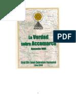 La Verdad Sobre Accomarca (Ayacucho, 1985). Autor