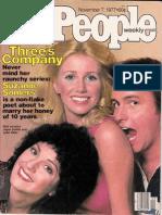 People Magazine Ronnie Van Zant 1