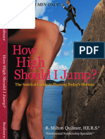 sample chapters of How High Should I Jump? The Satirical Guide to Pleasing Today's Woman