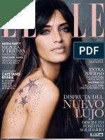 Elle Spain 2012 Diciembre