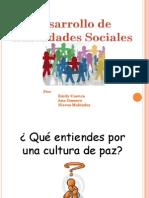 Grupo Desarrollo de Habilidades Sociales