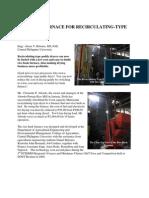 Rice Husk Furnace Paddy Dryer-Recirculating Dryer-Belonio