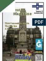 The Preston Magazine - November
