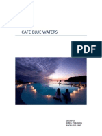 CAFÉ BLUE WATERS