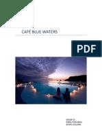 CAFÉ BLUE WATERS