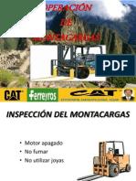 Diapositivas de Montacarga