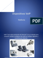 Dispositivos VoIP