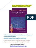 La Luz Diamantina -Curso Esotérico