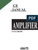 InterM-PAM240 360 Amp