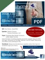TechShare Invite 12.14.2012