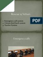 Rescue 15 Vehari
