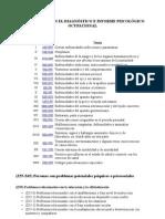 Cie-10 y Su Uso en El Diagnostico Ocupacional