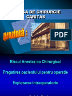 LP RAC + Pregatire Preop