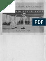 California Wing Encampment - 1956