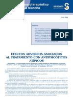 EfectosAdversosAntipsicoticosAtipicos