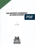 Los Metodos Modernos de Musculacion - Gilles Cometi