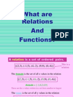 Relations and Fuctions Blog