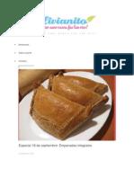Empanadas Integrales