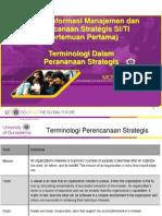 M1-Perencanaan Strategis dari Sistem Informasi - Terminologi 2.pptx