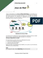 Linux - Clase #11 - Linux en Red - Por Herber H Aragón Suclla