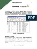 Linux - LAB #09 - Procesos en Linux - Por Herber H Aragón Suclla