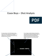 Essex Boys Screenshot Analysis